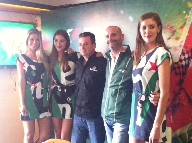 Heineken y su Alianza con la Fórmula 1