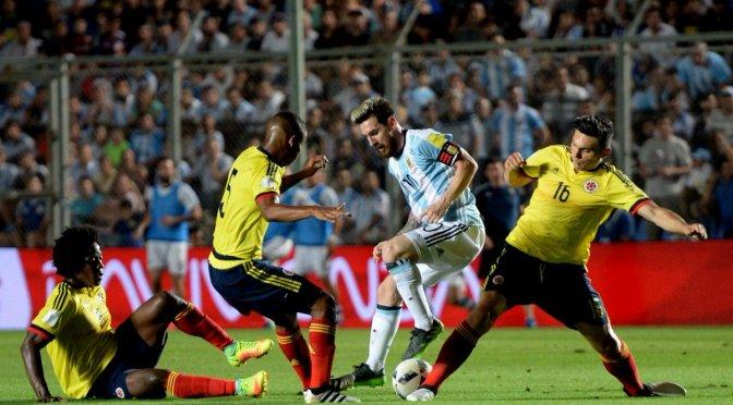 5 Claves Del Triunfo De Argentina Sobre Colombia