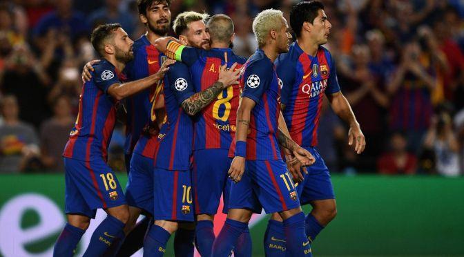 Semana De Clásico Para El FC Barcelona