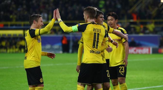 Del Mónaco-Deportivo del 2003, Al Dortmund-Legia de 2016.