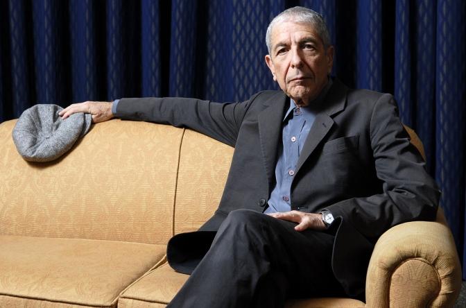 Leonard Cohen Y Su Amor Por El Hockey