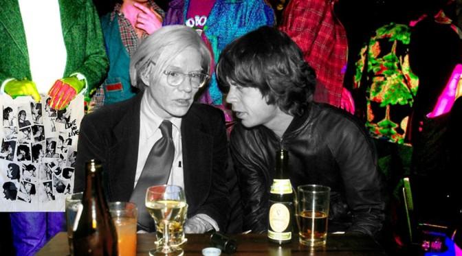 Andy Warhol y El Rock