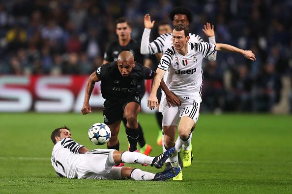 FC Porto v Juventus - UEFA Champions League Round of 16: First Leg