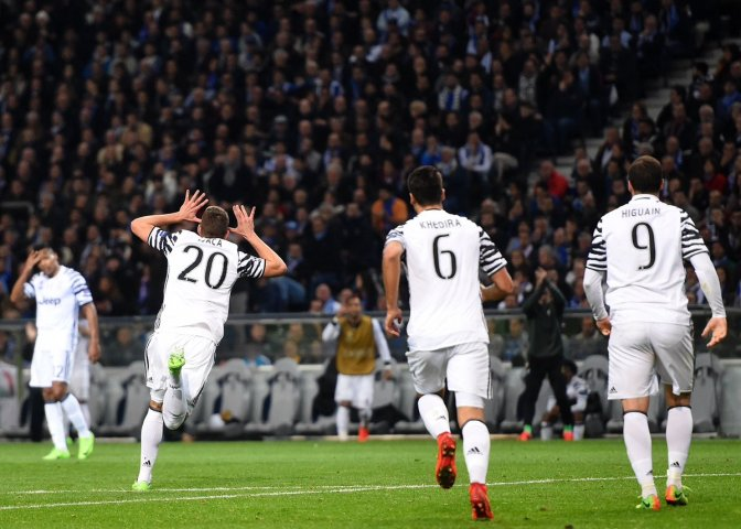 Juventus Vence Al Dragón Y Se Acerca A Cuartos De Final