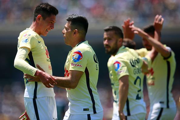 Pumas UNAM  v America - Torneo Clausura 2017 Liga MX