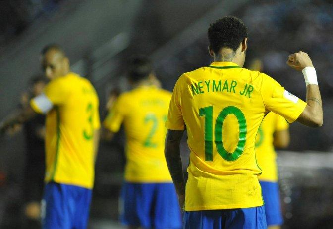 Brasil Caminando Rumbo A Rusia