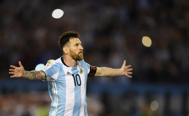 Messi rescate