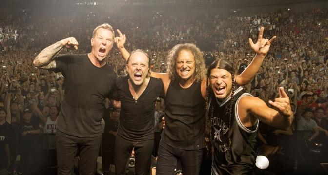 Metallica Cumple Su Promesa