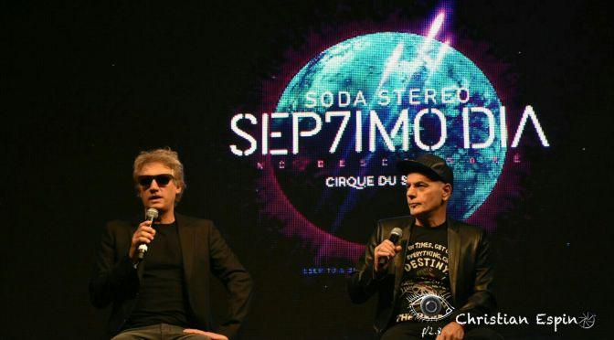 Soda Stereo Sep7imo Día