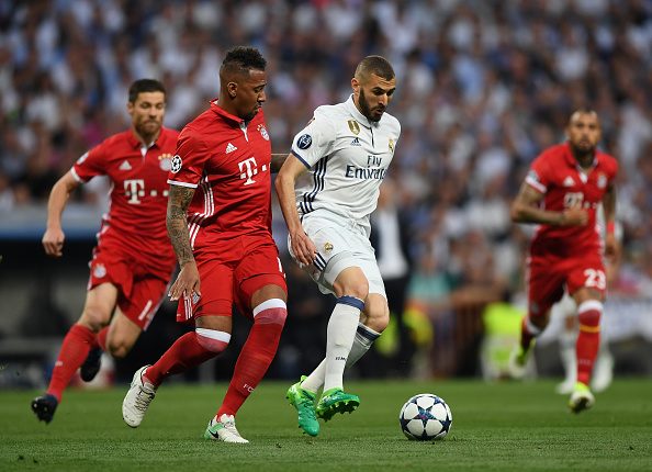 Real Madrid CF v FC Bayern Muenchen - UEFA Champions League Quarter Final: Second Leg