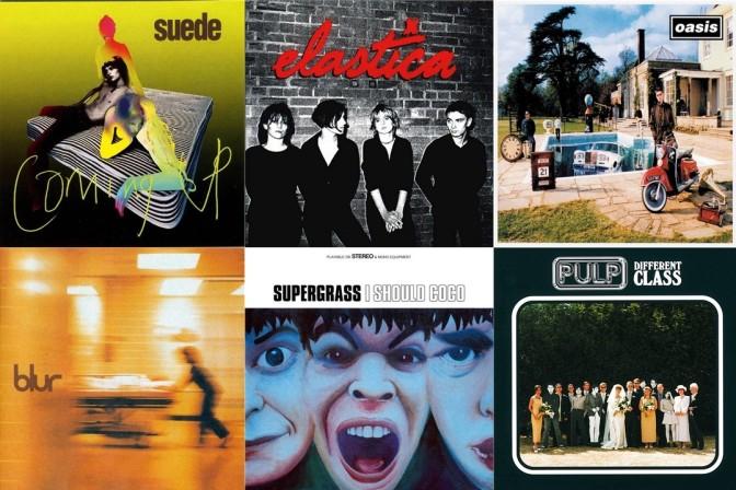 Grandes Estrellas Del Britpop… 20 Años Después.
