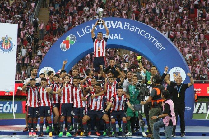 ¡¡¡ Chivas Campeón!!! Guadalajara Conquista México