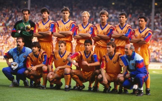 FCB-SAM Barcelona