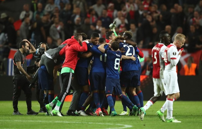 Man Utd Champion inn