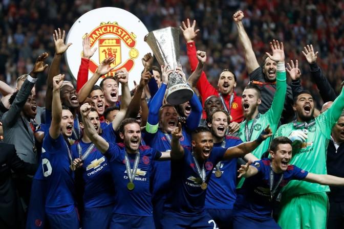 I Wanna Be Adored: Manchester United Campeón De Europa League