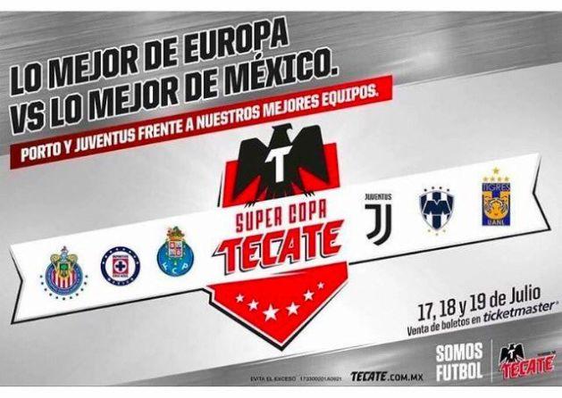 Super Copa Tecate inn