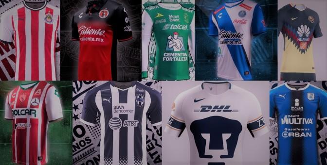 Liga MX: Las Nuevas Camisetas Para El Apertura 2017