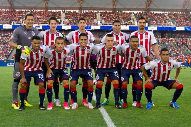 Chivas A17 team