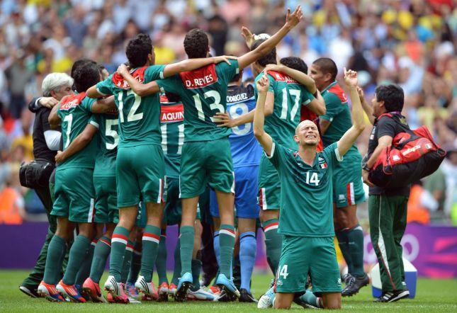 Olympics Day 15 - Men's Football Final - Brazil v Mexico