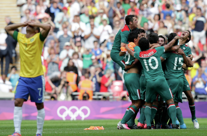 11 De Agosto 2012: A Cinco Años De La Gran Hazaña Del Fútbol  Mexicano