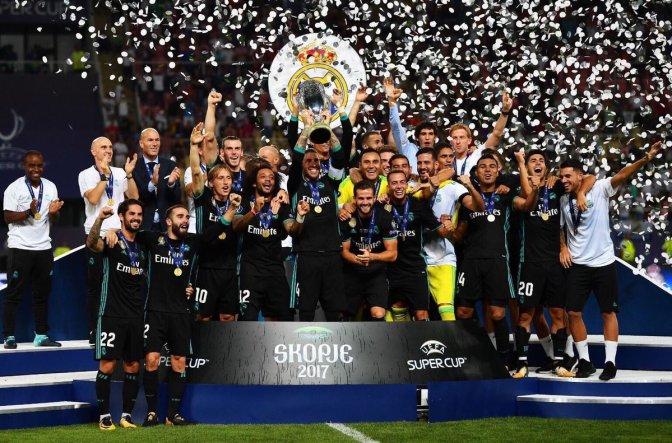 Real Madrid: Rey De Europa