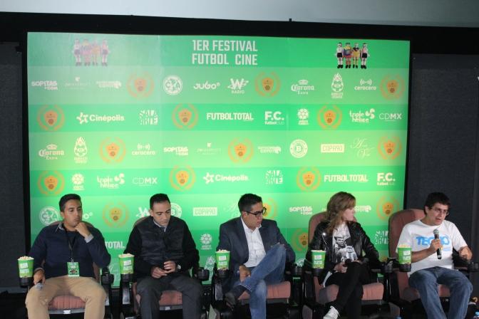 Primer Festival De Cine Y Fútbol