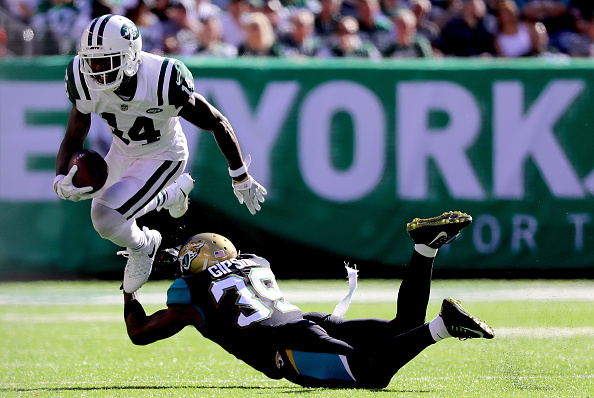 Jacksonville Jaguars vs New York Jets