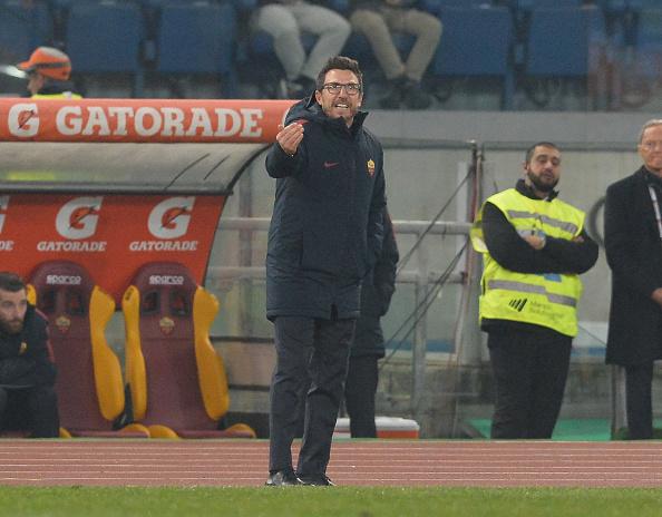 AS Roma v UC Sampdoria - Serie A