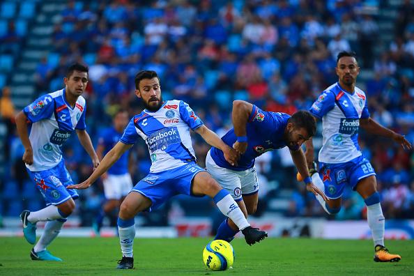 Cruz Azul v Puebla  - Torneo Clausura 2018 Liga MX
