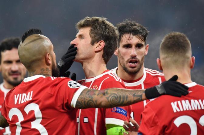 FC Bayern liquida a los turcos