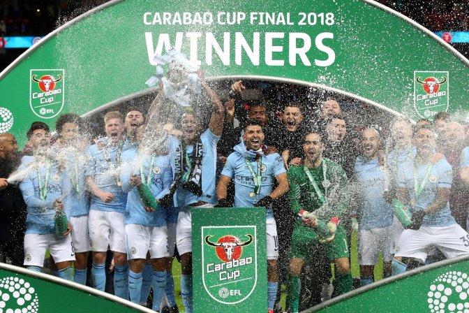 Up in the sky: Manchester City atrapa el primer título de la Temporada