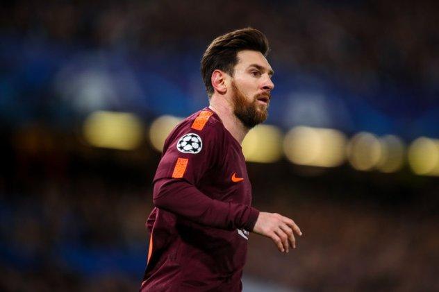 Messi inn