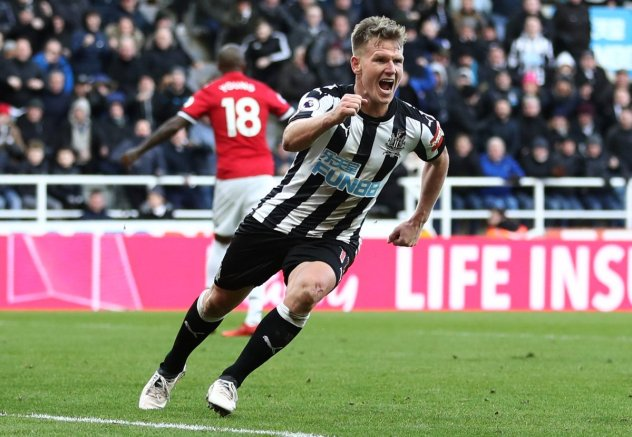 Newcastle Ritchie