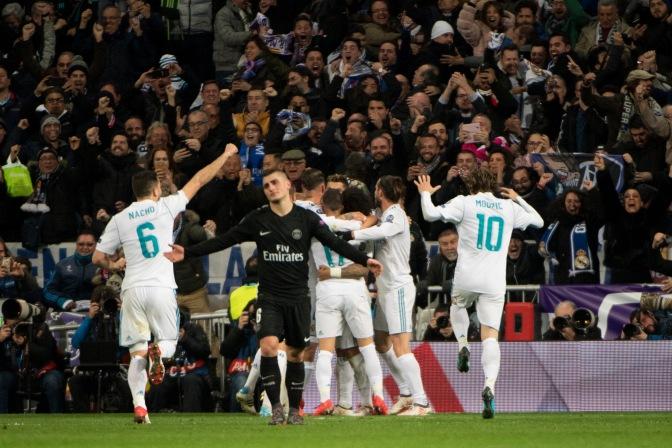 PSG le regala la ida al Real Madrid
