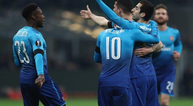 Europa League: Cinco puntos a reflexionar tras la ida de los octavos de final
