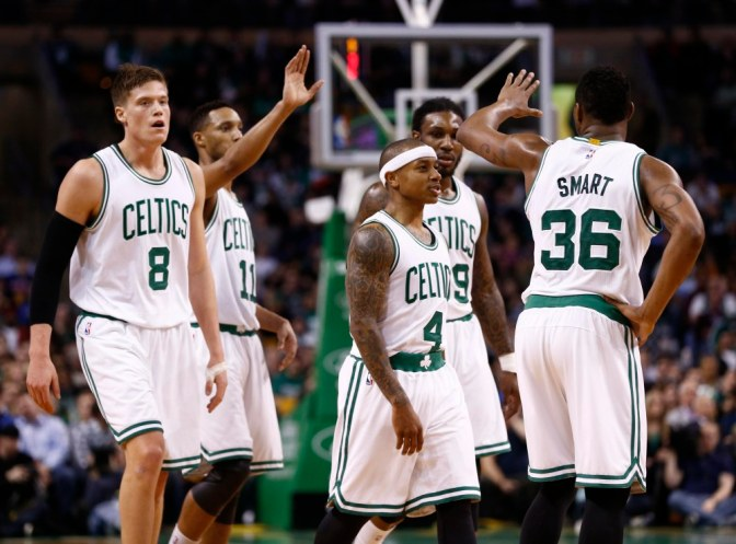 Boston Celtics, entre la motivación, la presión y otra corona