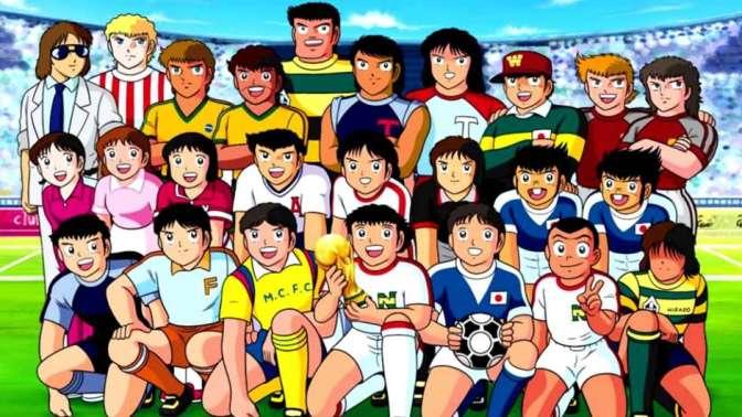 ¡Vuelve Super Campeones!