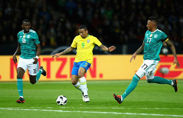 Germany v Brazil - International Friendly