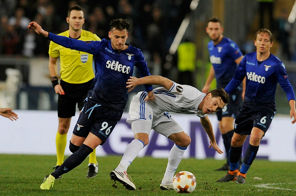 Lazio v Dynamo Kiev - UEFA Europa League Round of 16: First Leg