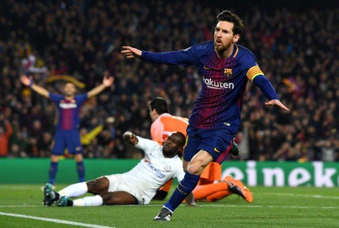 La Derecha de Messi