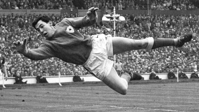 Gordon Banks: El Guardia de los Tres Leones