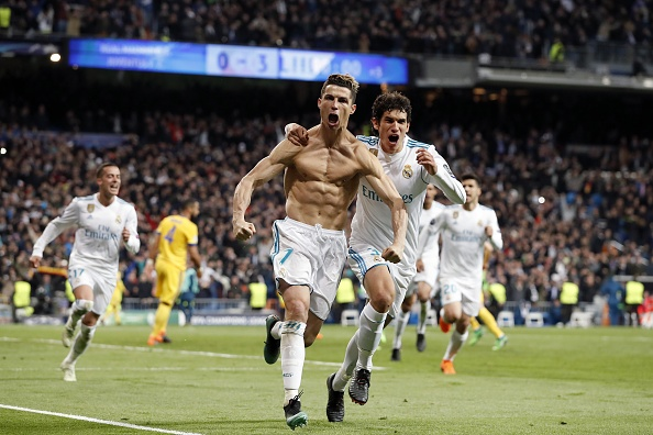 "UEFA Champions League""Real Madrid v Juventus FC"""