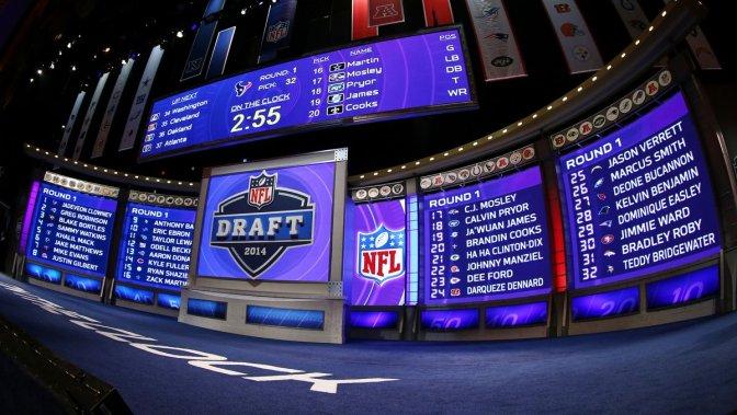 NFL: Lo mejor del DRAFT 2018