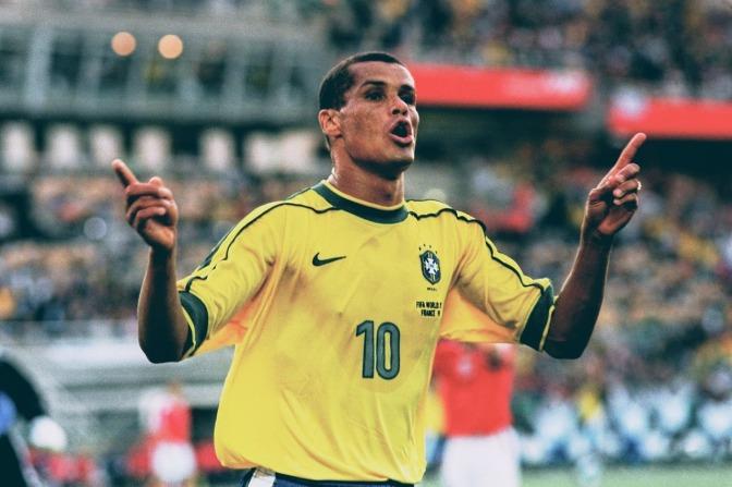 Rivaldo, el crack de Recife
