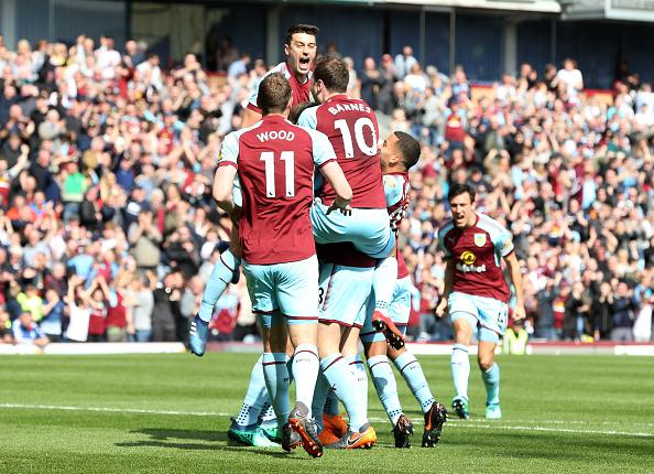 Burnley v Leicester City - Premier League