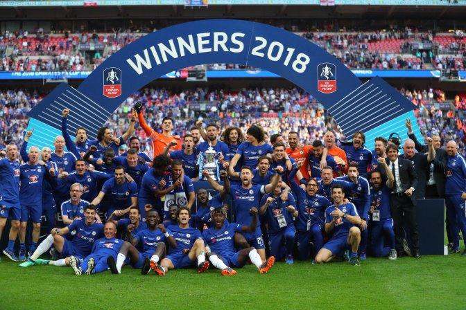 Catenaccio Blue: Chelsea gana la FA Cup