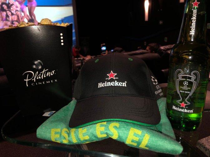 Experiencia Heineken en la final de la Champions League