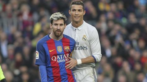 Messi & CR7 1