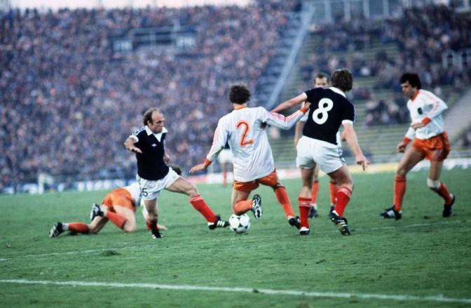 Archie Gemmill y el gol que inspiró a toda una generación