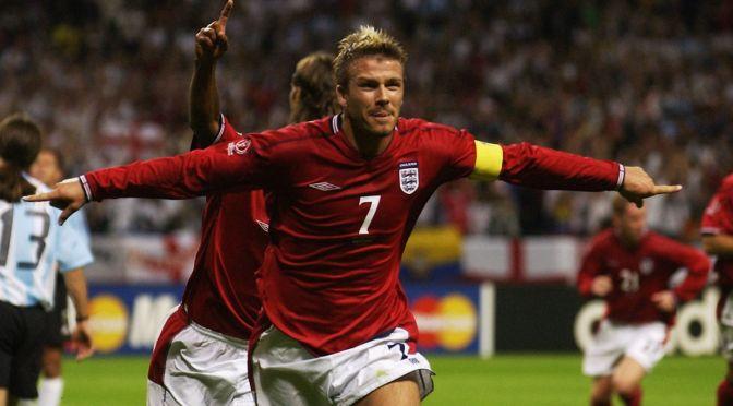 Grandes momentos de Inglaterra las Copas del Mundo